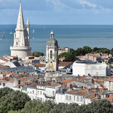 Webcam La Rochelle